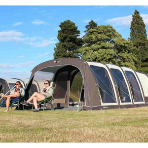Outdoor Revolution Airedale 6 Pro Climate Inflatable Tent + Free Pump OR18868 made by Outdoor Revolution. A Tent sold by Quality Caravan Awnings