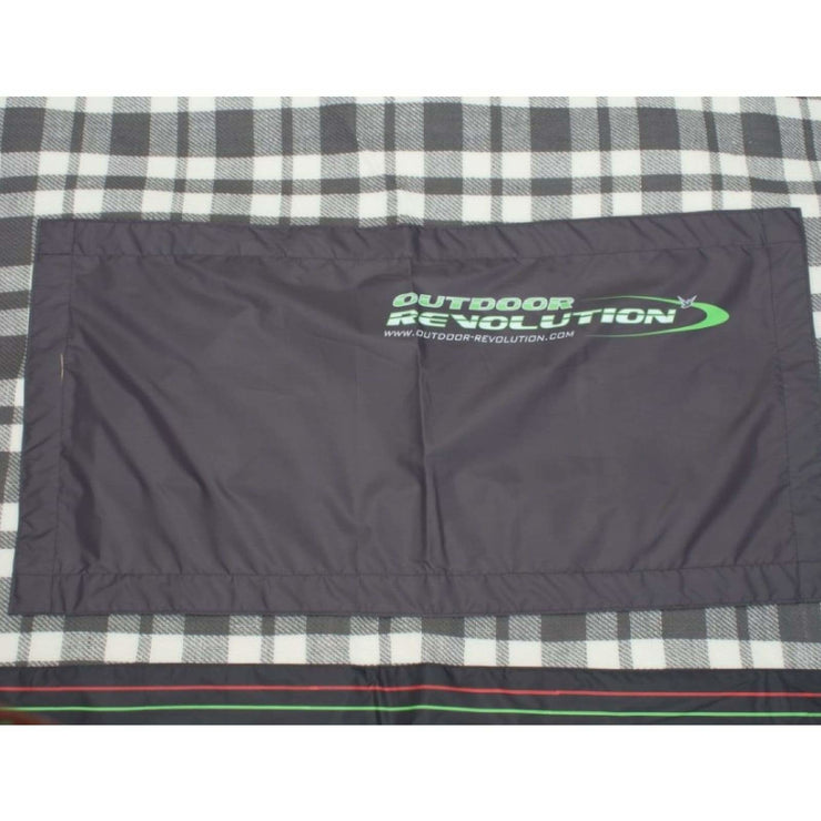 Outdoor Revolution Airedale 6 Tent Carpet Snugrug ORBK8615 (2019) made by Outdoor Revolution. A Tent Accessory sold by Quality Caravan Awnings
