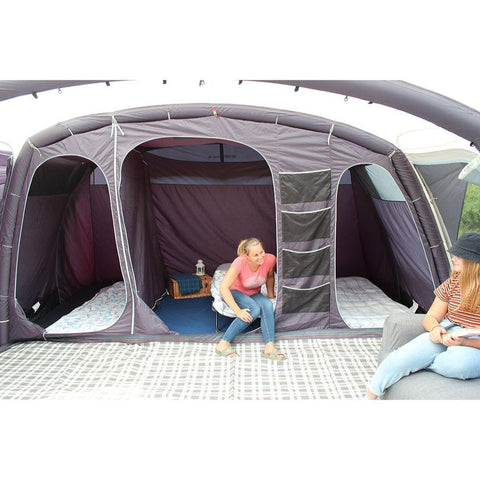 Outdoor Revolution Airedale 7.0SE Inflatable Air Tent ORBK8730 + Free Pump (2020)
