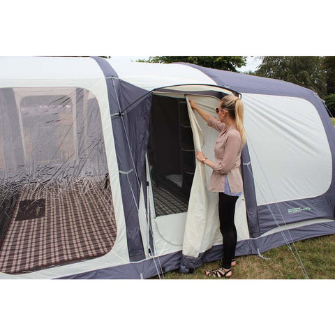 Outdoor Revolution Airedale 7.0 Inflatable Air Tent ORBK8700 + Free Pump (2019) made by Outdoor Revolution. A Tent sold by Quality Caravan Awnings