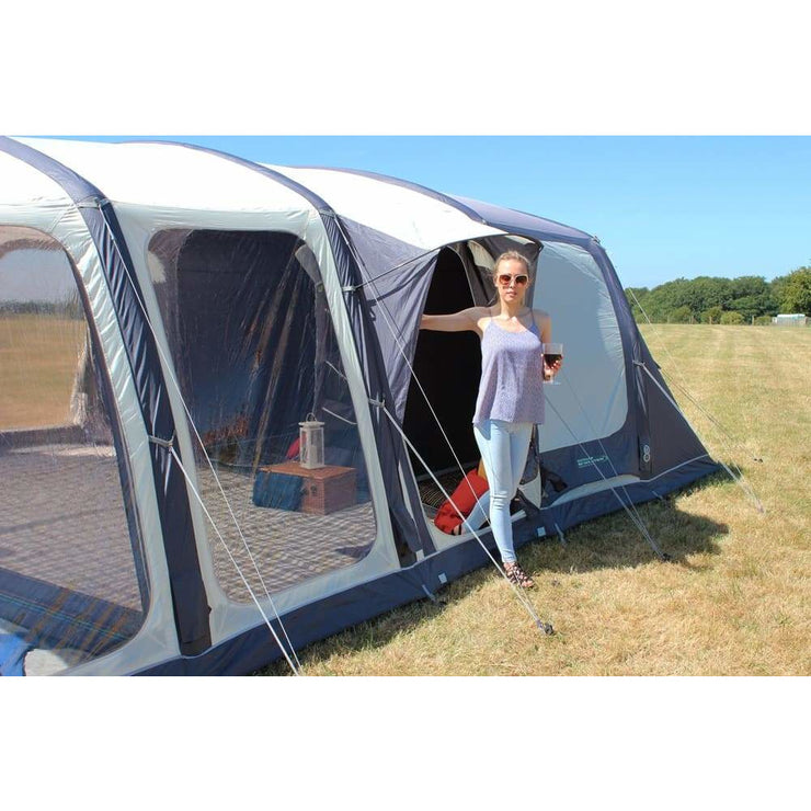 Outdoor Revolution Airedale 8.0 Inflatable Air Tent ORBK8800 + Free Pump (2019) made by Outdoor Revolution. A Tent sold by Quality Caravan Awnings