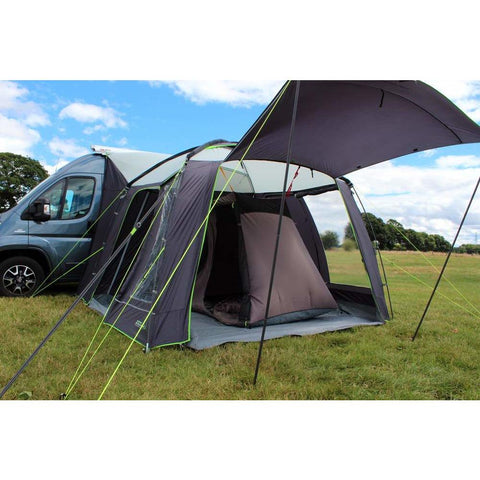 Outdoor Revolution Cayman Classic Low Poled Driveaway Awning ORBK0170 (2019) made by Outdoor Revolution. A Drive-away Awning sold by Quality Caravan Awnings