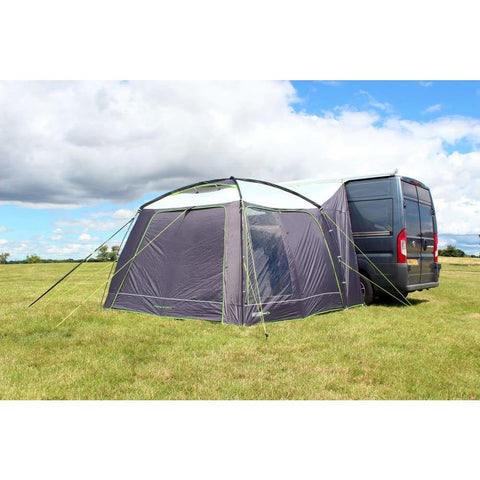 Outdoor Revolution Cayman Classic XL High Poled Driveaway Awning ORBK0180 (2019) made by Outdoor Revolution. A Drive-away Awning sold by Quality Caravan Awnings