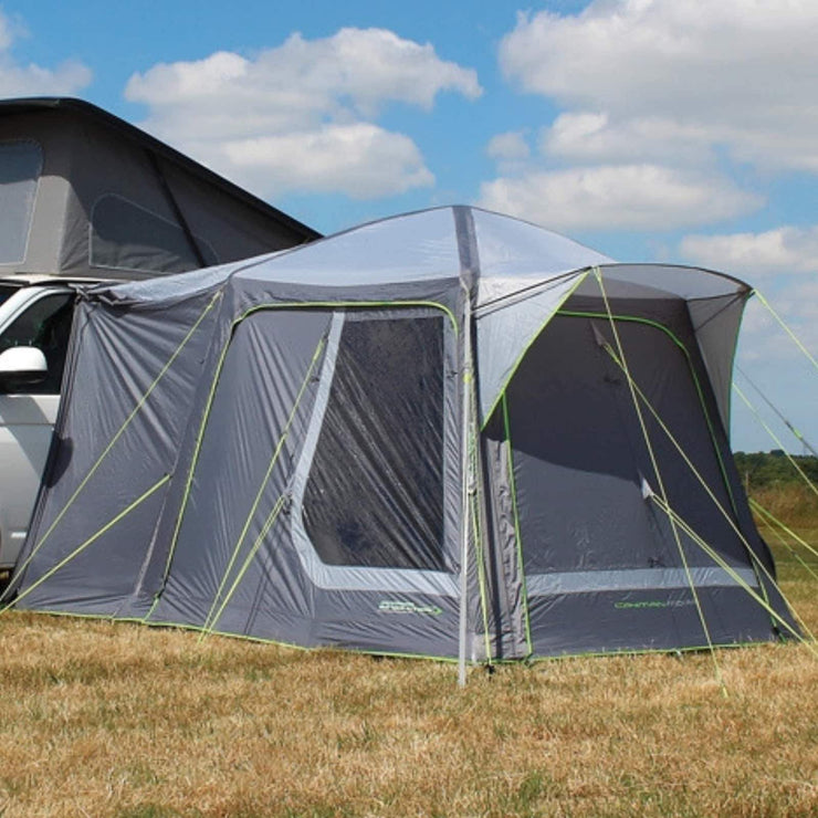 Outdoor Revolution Cayman Midi Air Inflatable Driveaway Awning ORBK7180 (2019) made by Outdoor Revolution. A Drive-away Awning sold by Quality Caravan Awnings