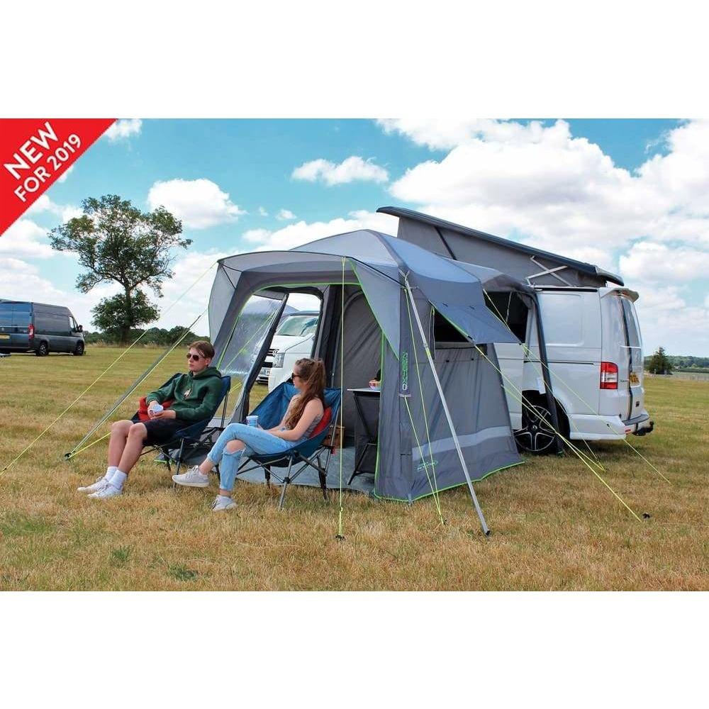 Outdoor Revolution Cayman Midi Air Driveaway Awning ...