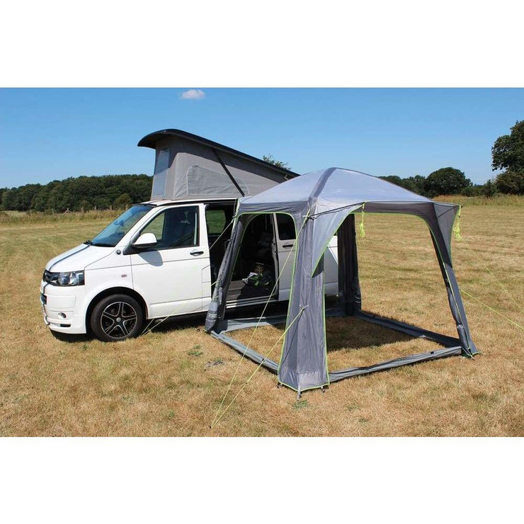 Outdoor Revolution Cayman Pursuit Inflatable Driveaway Drive-Up Awning ORBK7300 (2019) made by Outdoor Revolution. A Drive-away Awning sold by Quality Caravan Awnings