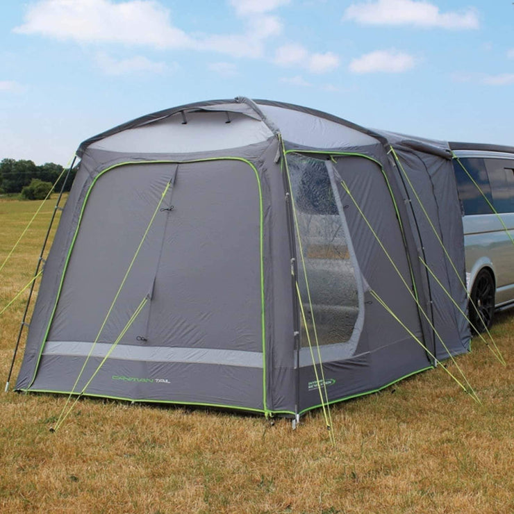 Outdoor Revolution Cayman Tail Poled Driveaway Awning ORBK7600 (2019) made by Outdoor Revolution. A Drive-away Awning sold by Quality Caravan Awnings