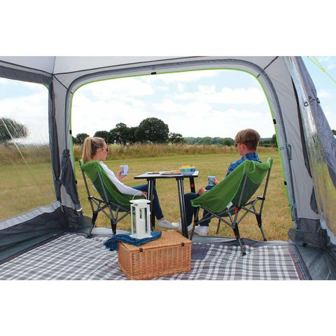 Outdoor Revolution Cayman XL Highline Poled Driveaway Awning ORBK7410 (2019) made by Outdoor Revolution. A Drive-away Awning sold by Quality Caravan Awnings