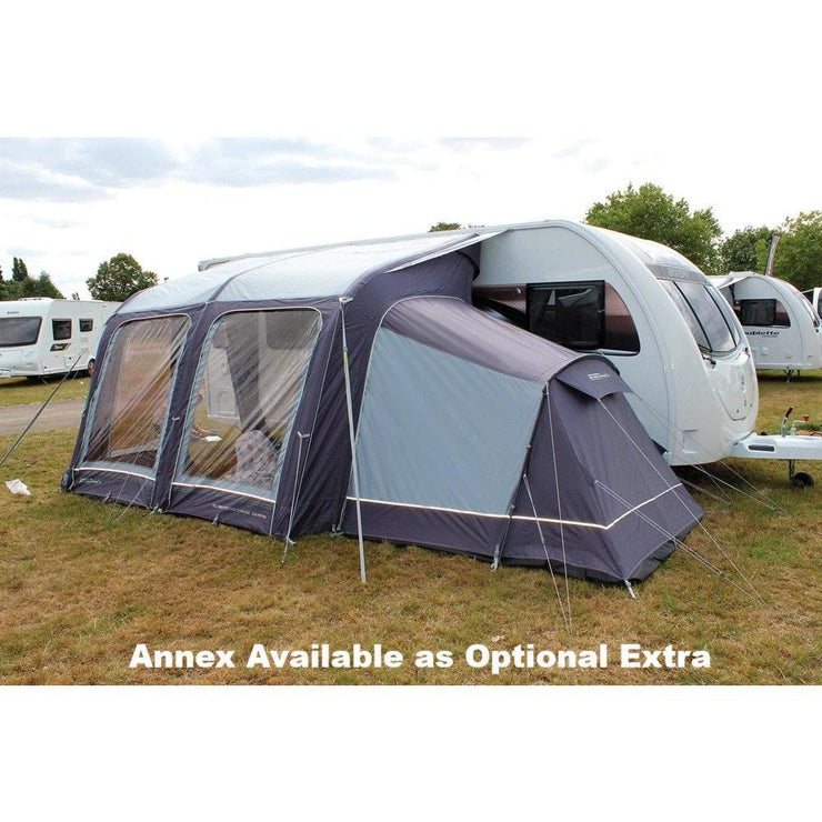 Outdoor Revolution E-Sport Air 325 Inflatable Caravan Awning + Free Groundsheet (2019) made by Outdoor Revolution. A Air Awning sold by Quality Caravan Awnings