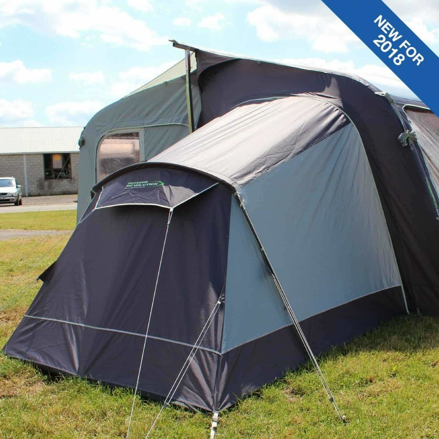 Outdoor Revolution E-Sport Annexe Steel Pole for E-Sport Air 325 or 400 OR18209 - Quality Caravan Awnings