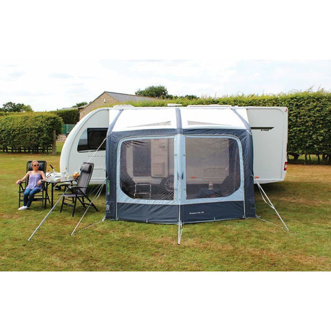 Image of Outdoor Revolution Eclipse 325 Pro Caravan Awning & Conservatory Annexe Bundle (2019) made by Outdoor Revolution. A Air Awning sold by Quality Caravan Awnings