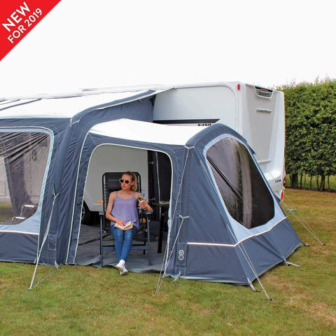 Image of Outdoor Revolution Eclipse Pro Conservatory Annexe ORBK3466 (2019) made by Outdoor Revolution. A Annex sold by Quality Caravan Awnings