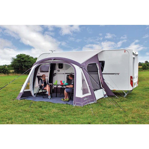 Outdoor Revolution Elan 280 Caravan Air Awning + Free Groundsheet (2019) made by Outdoor Revolution. A Air Awning sold by Quality Caravan Awnings