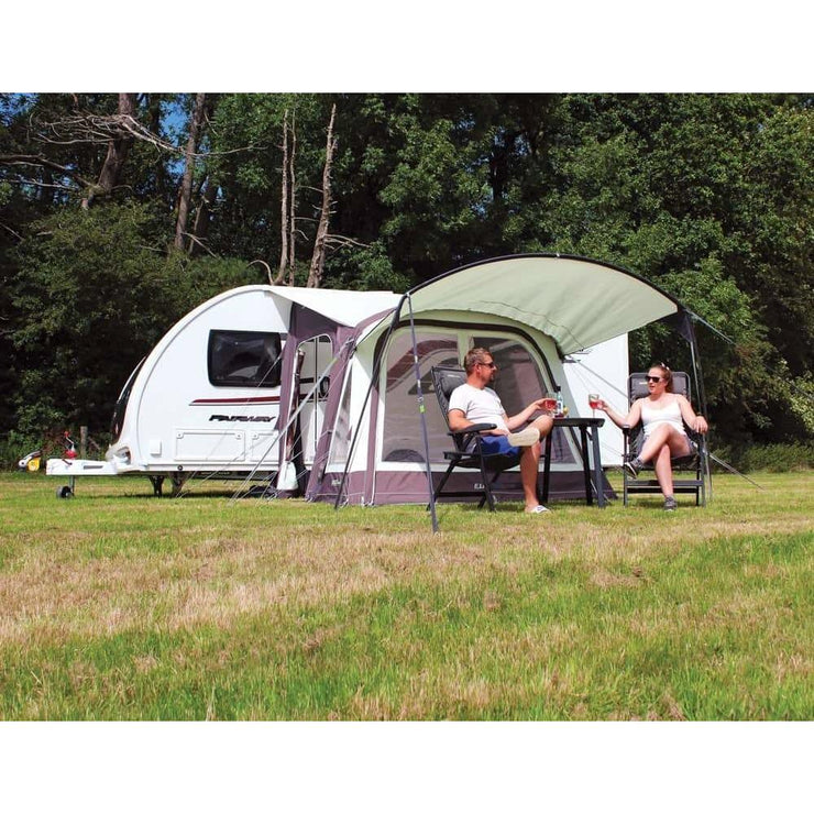 Outdoor Revolution Elan Canopy for Elan 280 or 340 (2019) ORBK3120 made by Outdoor Revolution. A Awning Canopy sold by Quality Caravan Awnings