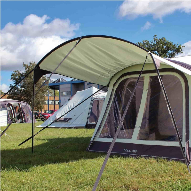 Outdoor Revolution Elan Canopy for Elan 280 or 340 OR17312 made by Outdoor Revolution. A Awning Canopy sold by Quality Caravan Awnings