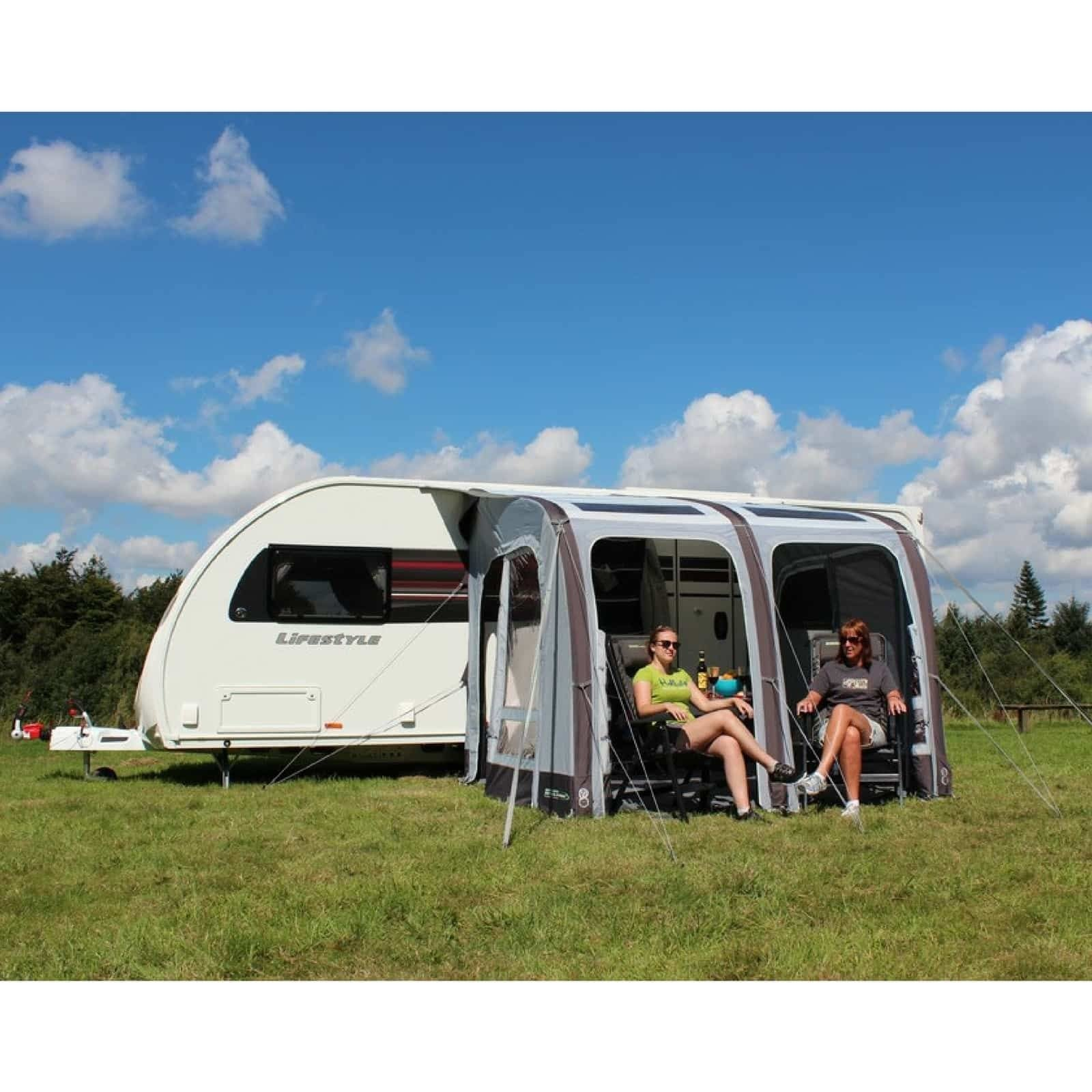 Outdoor Revolution Elise 260 Air Awning Or18320 2018