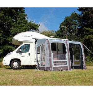Outdoor Revolution Elise 260 Air Awning OR18320  + FREE Groundsheet (2018) - Quality Caravan Awnings