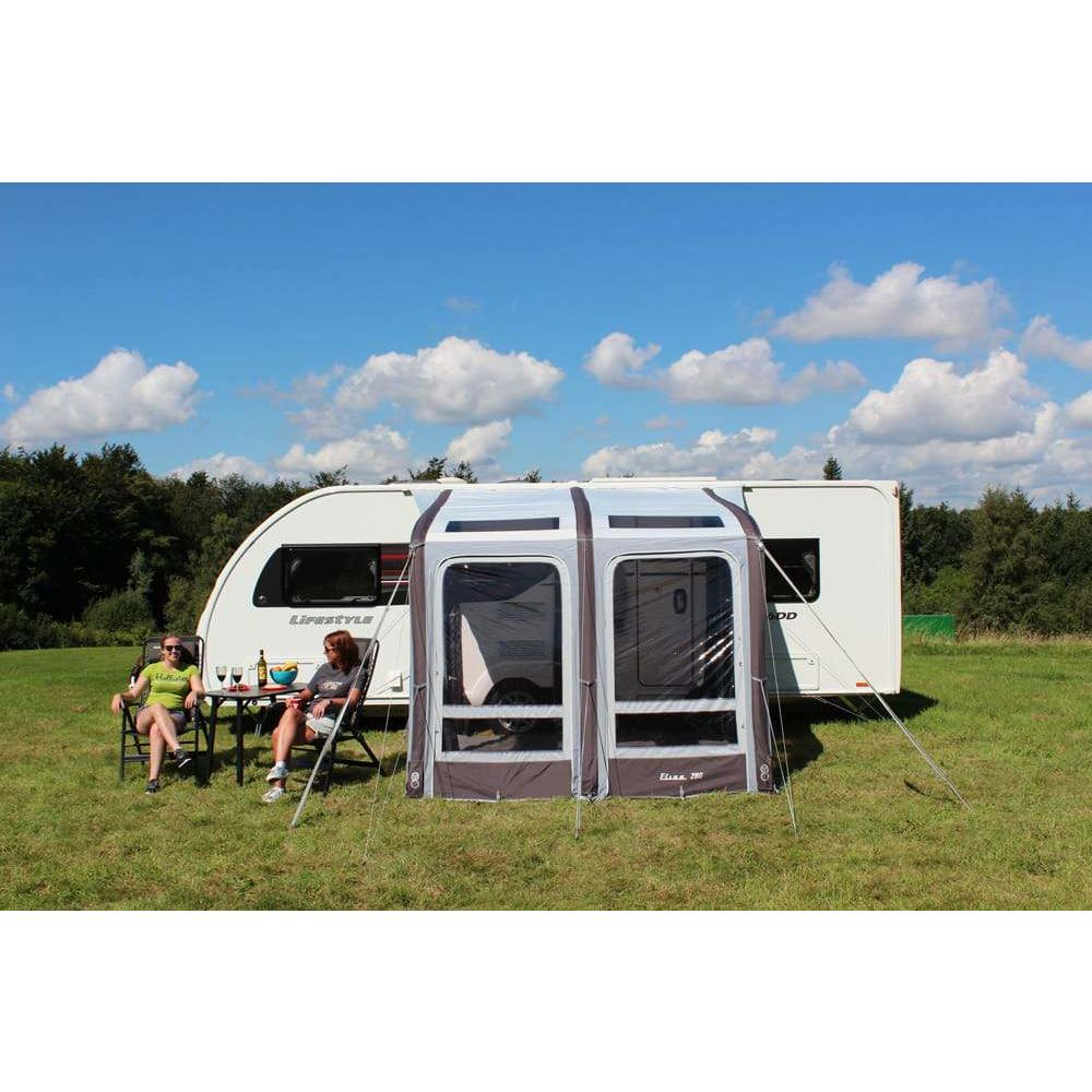 Outdoor Revolution Elise 260 Air Caravan Awning + Free ...