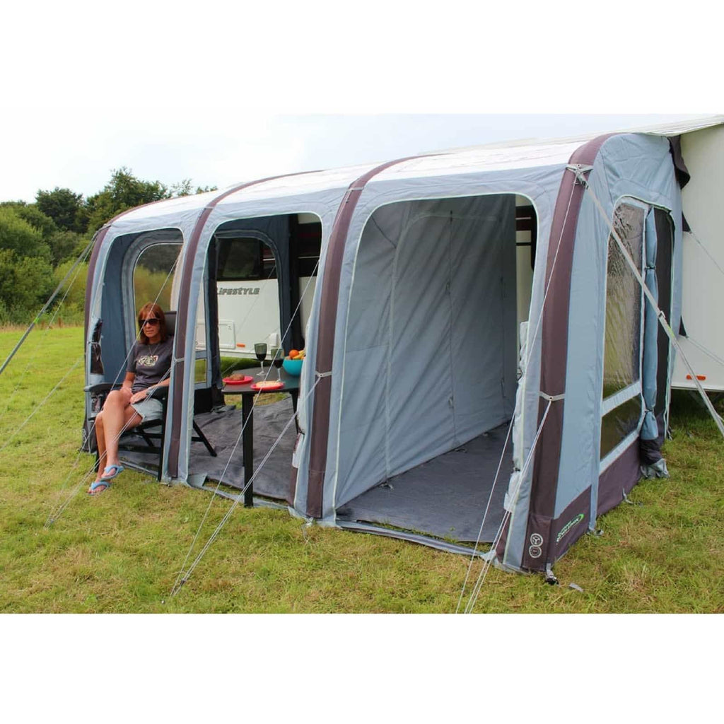 Outdoor Revolution Elise 390 Air Awning Or18326 2018