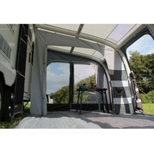 Outdoor Revolution Elise 390 Air Awning OR18326 + FREE Groundsheet (2018) - Quality Caravan Awnings