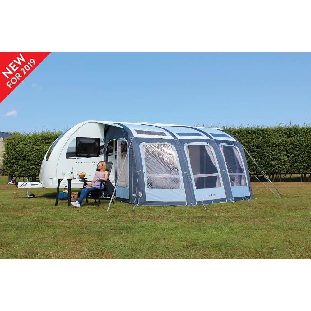 Outdoor Revolution Esprit 360 Pro S Air Caravan Awning