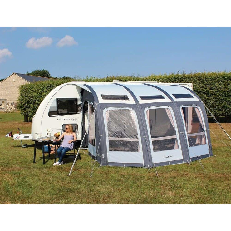 Outdoor Revolution Esprit 360 Pro S Caravan Awning & Roofliner & Groundsheet Bundle (2019) made by Outdoor Revolution. A Air Awning sold by Quality Caravan Awnings