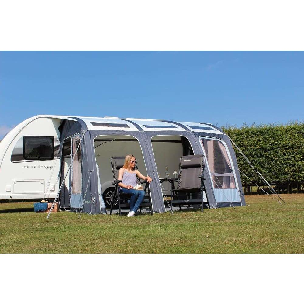 Outdoor Revolution Esprit 360 Pro S Air Caravan Awning ...