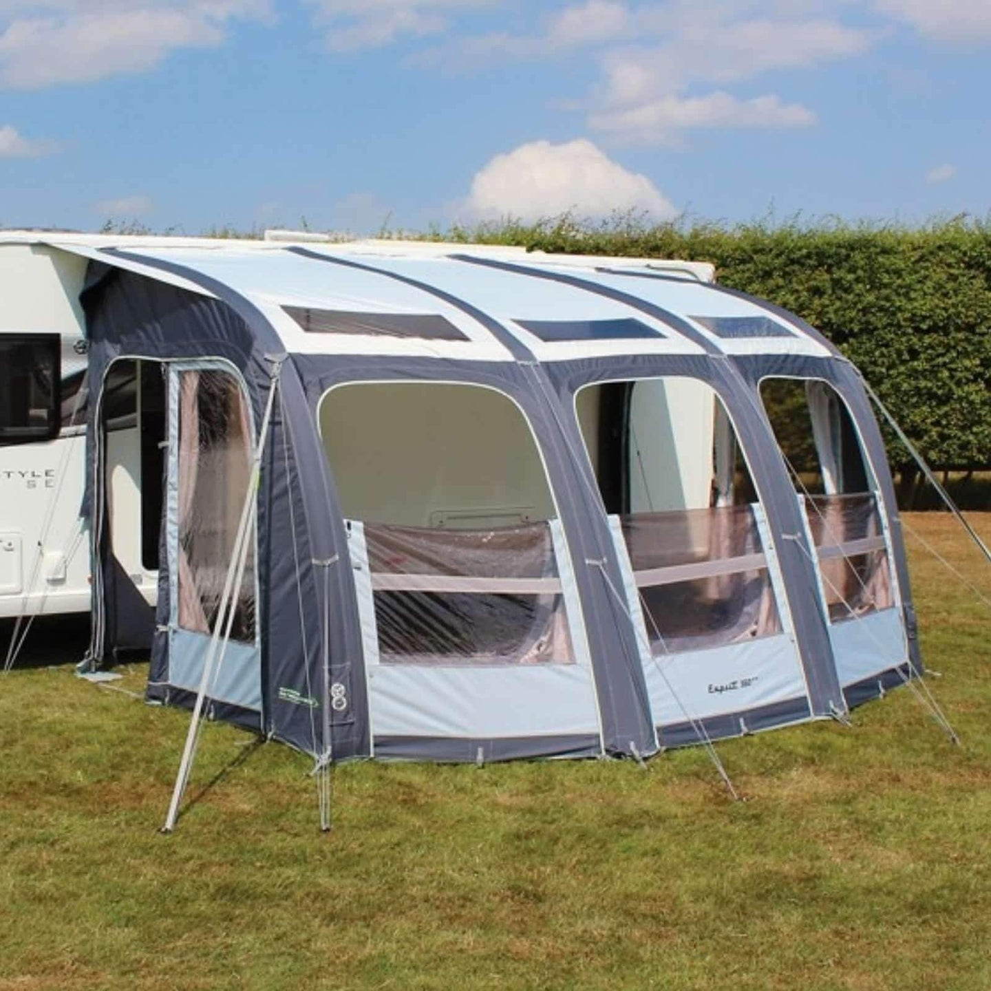 Outdoor Revolution Esprit 360 Pro S Inflatable Caravan Awning + Free Carpet (2019)