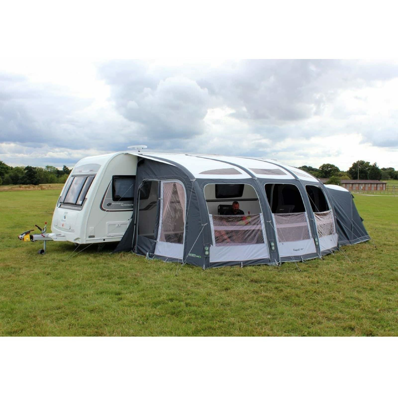 Outdoor Revolution Esprit 420 Pro Air Awning OR18342 ...