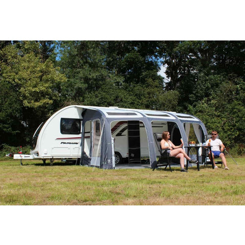Outdoor Revolution Esprit 420 Pro Air Awning ORBK3420 + Free Footprint (2019) made by Outdoor Revolution. A Air Awning sold by Quality Caravan Awnings