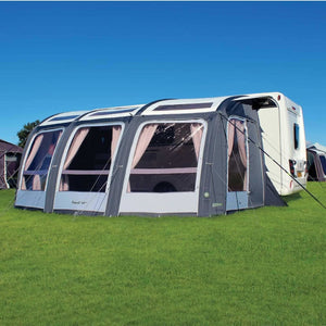 Outdoor Revolution Esprit 420 Pro Air Awning OR18342 + FREE Groundsheet (2018) - Quality Caravan Awnings