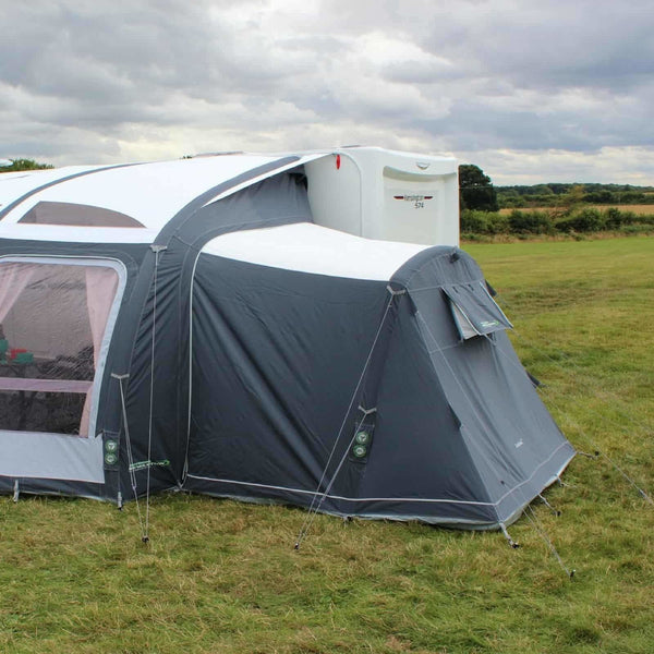 Outdoor Revolution Europa Pro Tall Annexe compatible with 380 Pro - Quality Caravan Awnings