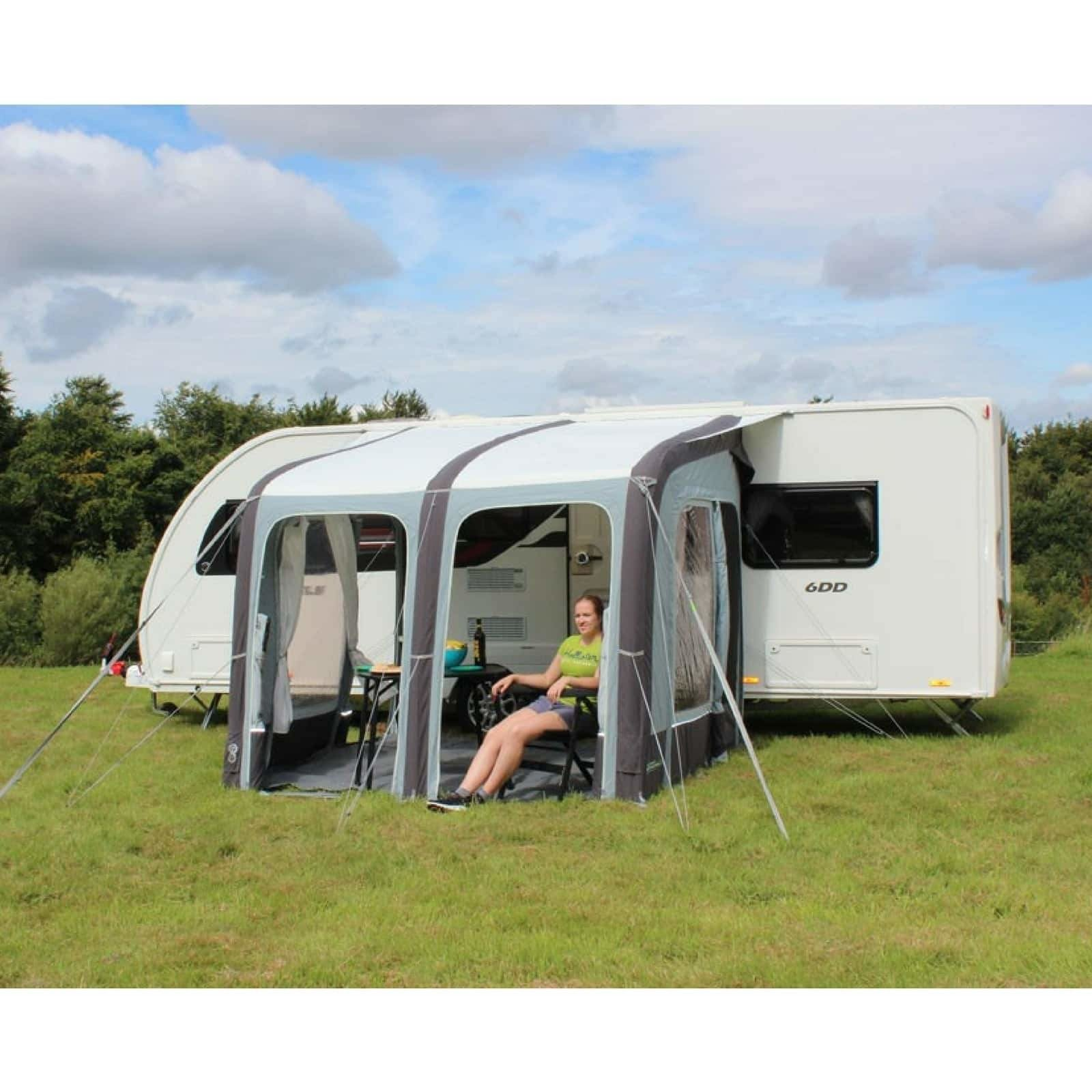 Outdoor Revolution Evora 260 Pro Climate Air Awning ...
