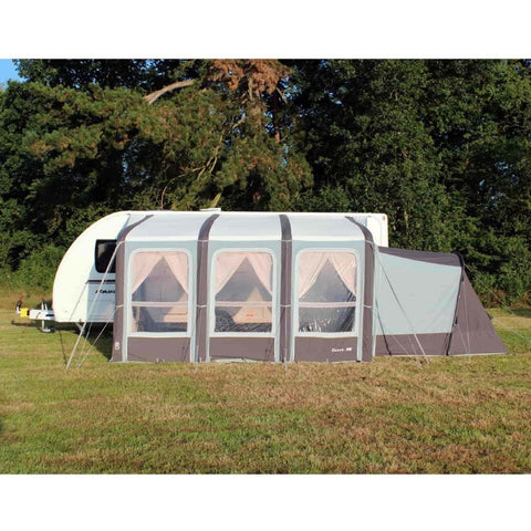 Outdoor Revolution Evora Annexe Pro Climate Steel Pole ORBK3540 (2019) made by Outdoor Revolution. A Annex sold by Quality Caravan Awnings