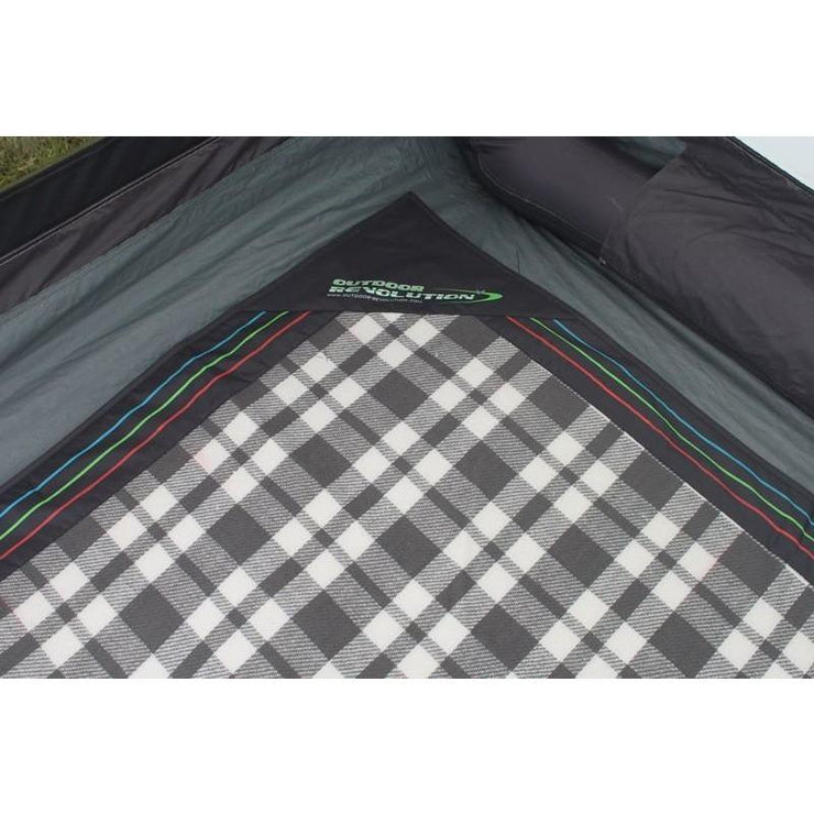 Outdoor Revolution Cayman Deltair Snugrug (210 x 300cm) ORBK7258 (2019) made by Outdoor Revolution. A Accessories sold by Quality Caravan Awnings