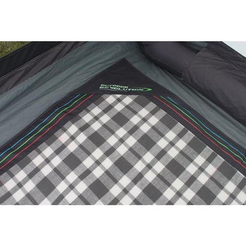 Outdoor Revolution Movelite / Cayman Snugrug (2.8m x 2.8m) ORBK7108 (2019) made by Outdoor Revolution. A Accessories sold by Quality Caravan Awnings