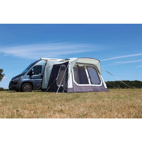 Image of Outdoor Revolution Movelite T1 Highline Awning & Annexe & Carpet Bundle (2019) made by Outdoor Revolution. A Drive-away Awning sold by Quality Caravan Awnings