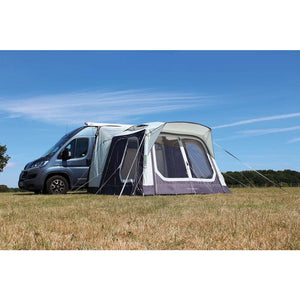 Outdoor Revolution Movelite T1 Low-Midline Driveaway Awning + Free Carpet (2019) made by Outdoor Revolution. A Drive-away Awning sold by Quality Caravan Awnings