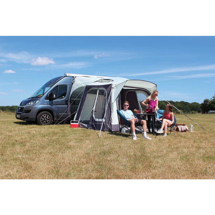 Outdoor Revolution Movelite T1 Low-Midline Awning & Carpet & Annexe Bundle (2019) made by Outdoor Revolution. A Drive-away Awning sold by Quality Caravan Awnings
