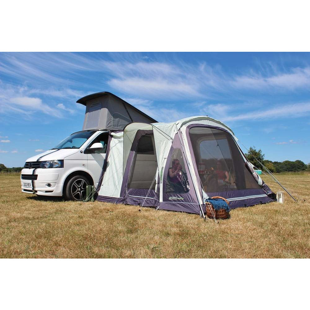 Outdoor Revolution Movelite T2 Highline & 2 Berth Inner Tent & Carpet Bundle (2019) made by Outdoor Revolution. A Campervan Awning sold by Quality Caravan Awnings
