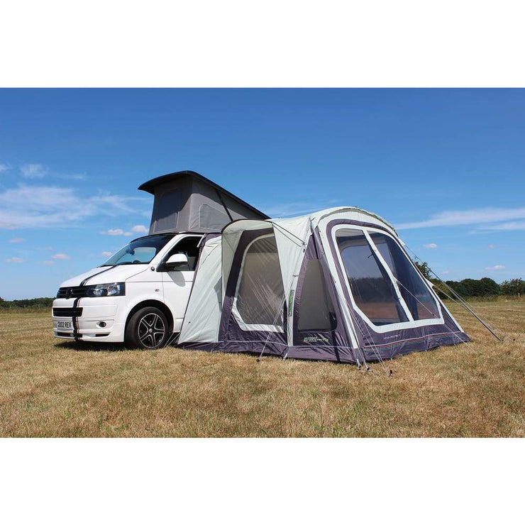 Outdoor Revolution Movelite T2 Highline Driveaway & Carpet & Groundsheet Bundle (2019) made by Outdoor Revolution. A Campervan Awning sold by Quality Caravan Awnings
