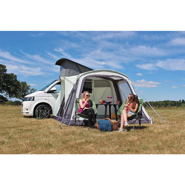 Outdoor Revolution Movelite T2 Lowline Driveaway & Groundsheet & Canopy Bundle 2019 made by Outdoor Revolution. A Campervan Awning sold by Quality Caravan Awnings