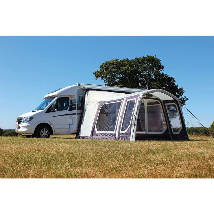 Outdoor Revolution Movelite T3 Highline Driveaway Awning + Footprint (2019) made by Outdoor Revolution. A Motorhome Awnings sold by Quality Caravan Awnings