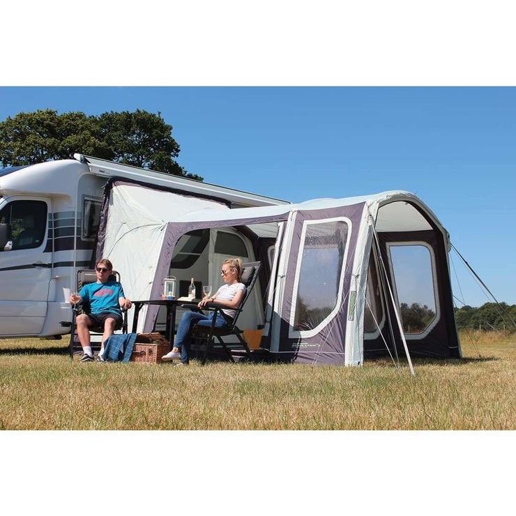 Outdoor Revolution Movelite T3 Low-Midline Driveaway Awning + Footprint (2019) made by Outdoor Revolution. A Motorhome Awnings sold by Quality Caravan Awnings