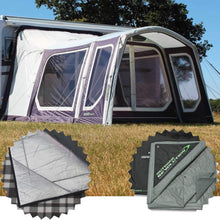 Outdoor Revolution Movelite T3 Low Driveaway & Carpet & Groundsheet Bundle (2019) made by Outdoor Revolution. A Motorhome Awnings sold by Quality Caravan Awnings