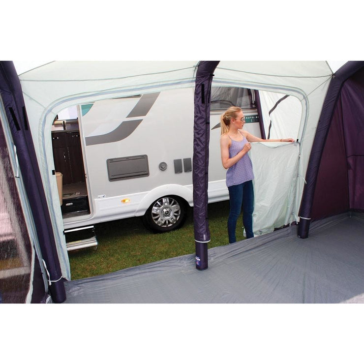 Outdoor Revolution Movelite T4 High Driveaway Awning + Canopy & Carpet Bundle (2019) made by Outdoor Revolution. A Drive-away Awning sold by Quality Caravan Awnings