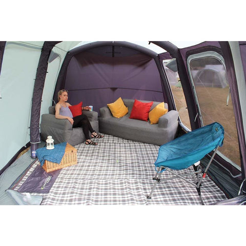 Image of Outdoor Revolution Movelite T4 High Driveaway + 2 Berth Inner Tent & Carpet Bundle (2019) made by Outdoor Revolution. A Drive-away Awning sold by Quality Caravan Awnings