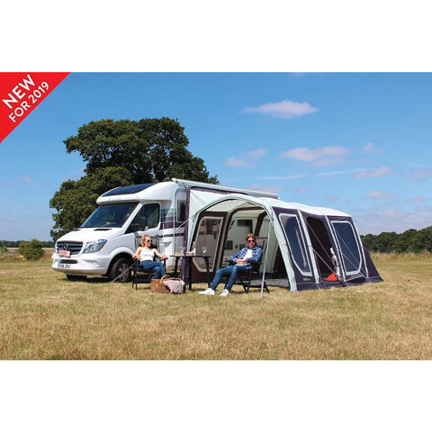 Outdoor Revolution Movelite T4 High Driveaway + 2 Berth Inner Tent & Carpet Bundle (2019) made by Outdoor Revolution. A Drive-away Awning sold by Quality Caravan Awnings