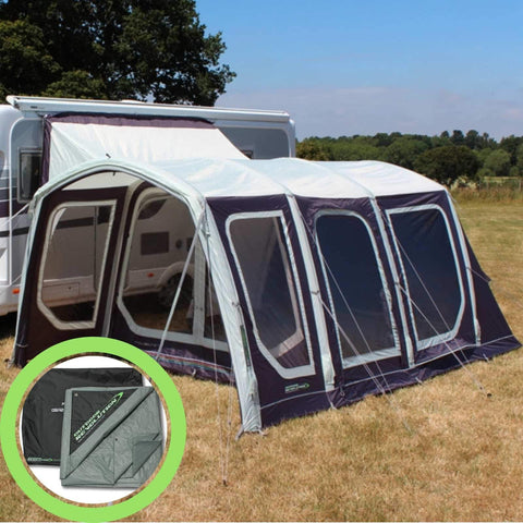 Outdoor Revolution Movelite T4 Highline Driveaway Awning + Free Footprint (2019) made by Outdoor Revolution. A Drive-away Awning sold by Quality Caravan Awnings