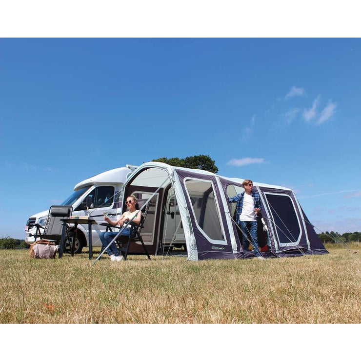Outdoor Revolution Movelite T4 Low Driveaway + 2 Berth Inner Tent & Carpet Bundle (2019) made by Outdoor Revolution. A Drive-away Awning sold by Quality Caravan Awnings